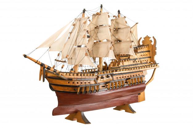beginner wooden ship model kits