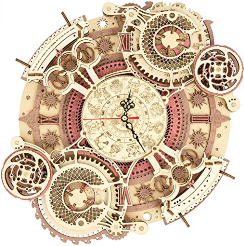 best Mechanical Clock Making Kits